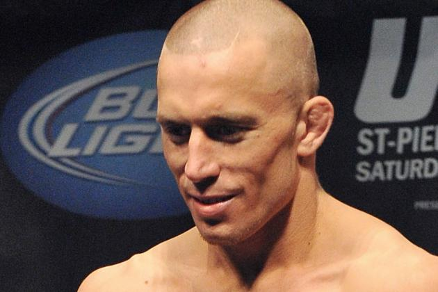 UFC 154: Questions We Have About Georges St-Pierre