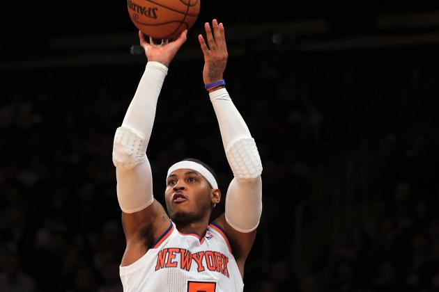 Carmelo Anthony and 5 NBA Players Who Will Chase a Ring Forever