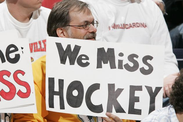 NHL Lockout: Can Any Good Actually Come from the Lockout?