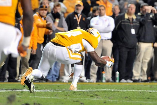 Tennessee Volunteers Football: 5 Keys to the Game vs. Vanderbilt