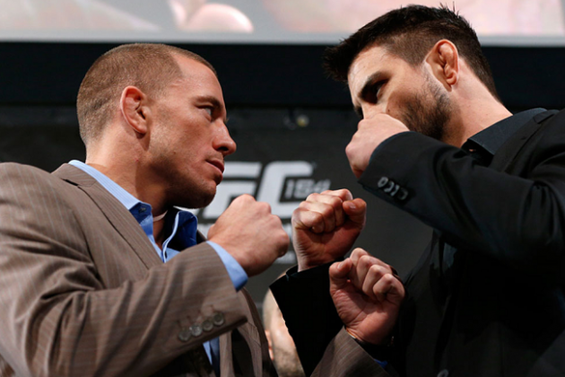 UFC 154 Bleacher Report MMA Main-Card Staff Predictions