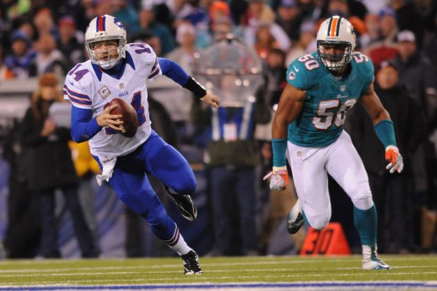 Buffalo Bills Beat Miami Dolphins 19-14 to End Losing Streak