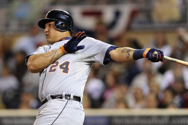 MLB MVP 2012: AL and NL Winners, Voting Results and Analysis