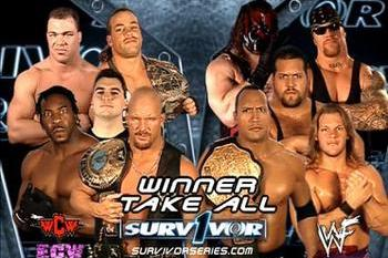 WWE Survivor Series: Power Ranking the Top 10 Teams in Survivor Series History