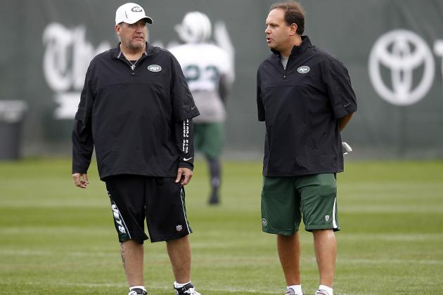 NY Jets: 5 Reasons Mike Tannenbaum Should Be Fired If the Jets Miss the Playoffs