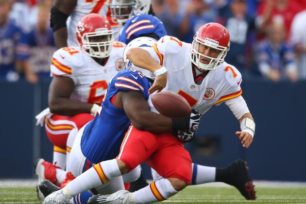 Matt Cassel Should Never Have Taken a Snap for the Kansas City Chiefs