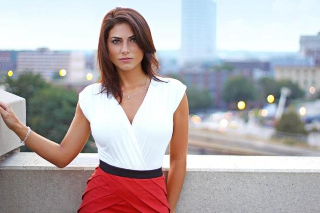 20 Sexiest Local Sports Broadcasters