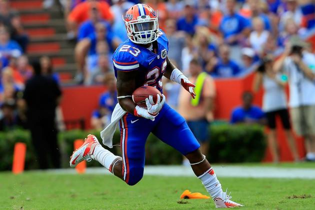 Florida Football: Every Starting Senior's Best Moment as a Gator