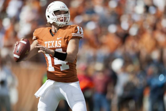 Texas Football: 5 Biggest Reasons for the Longhorns' Resurgence in 2012