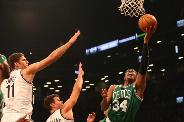 Boston Celtics vs. Brooklyn Nets: Postgame Grades and Analysis
