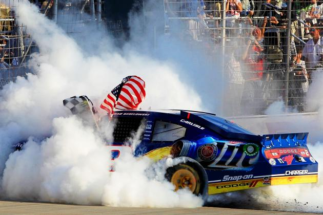 Highlighting the 10 Most Brilliant Moves in NASCAR This Year