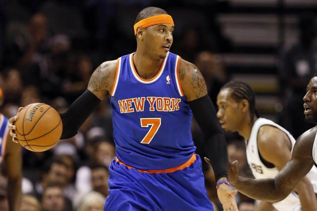 New York Knicks vs. San Antonio Spurs: Postgame Grades and Analysis for NY