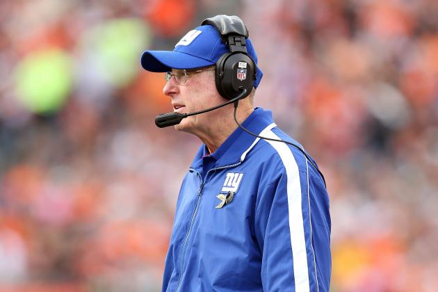 5 Improvements the New York Giants Must Make During the Bye Week