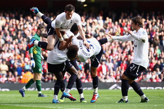 Arsenal vs Tottenham: 5 Things Spurs Should Look for in the North London Derby