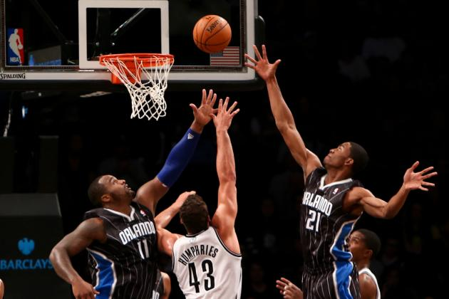 Early Report Card Grades for Every Orlando Magic Player
