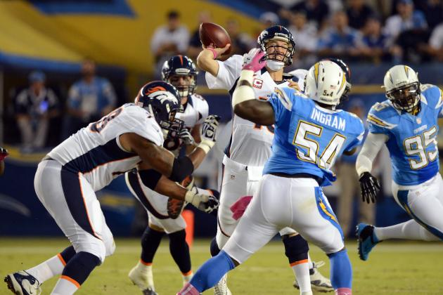 Chargers vs. Broncos: 10 Keys to the Game for Denver