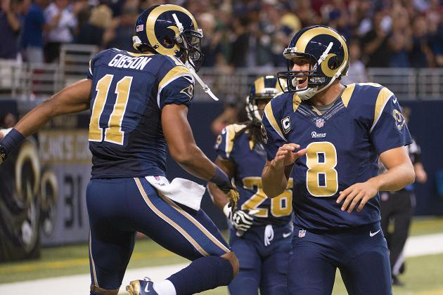 Jets vs. Rams: 3 Key Matchups to Watch for St. Louis