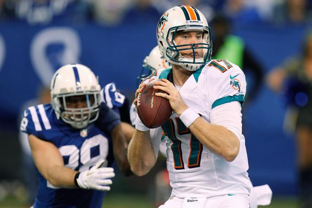 3 Areas in Which Ryan Tannehill Is Already Playing Like a NFL Veteran