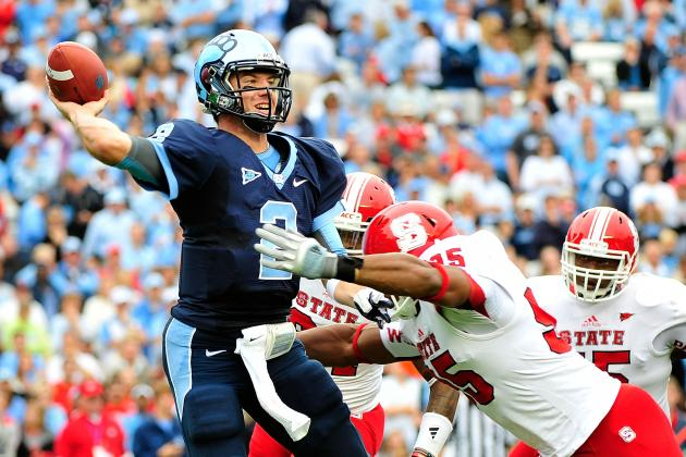 UNC Football: 10 Things We Learned from the Tar Heels' Win vs. Virginia
