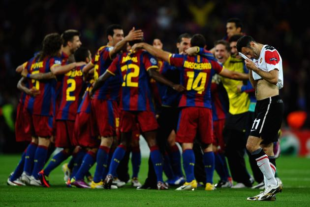 World Football: The 6 Most Dominant Clubs of the Early 21st Century