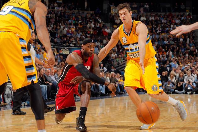 Miami Heat vs. Denver Nuggets: Postgame Grades and Analysis