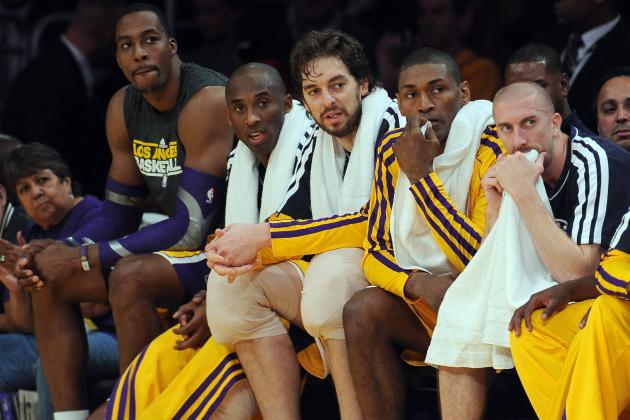 Updating the Latest Injury Status of Every Hurt L.A. Lakers Player