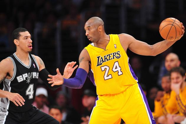 10 Games That Will Decide Whether the L.A. Lakers Have Any Shot at an NBA Title