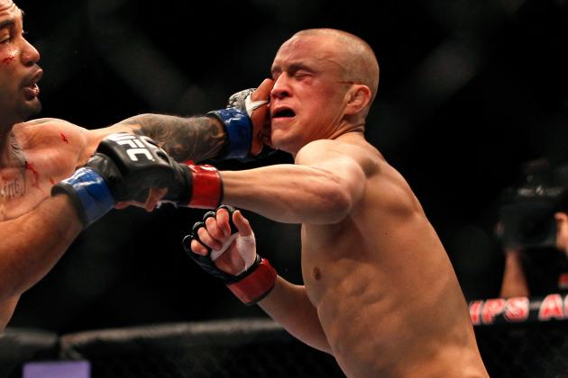 UFC 154: Who's on the Hot Seat?