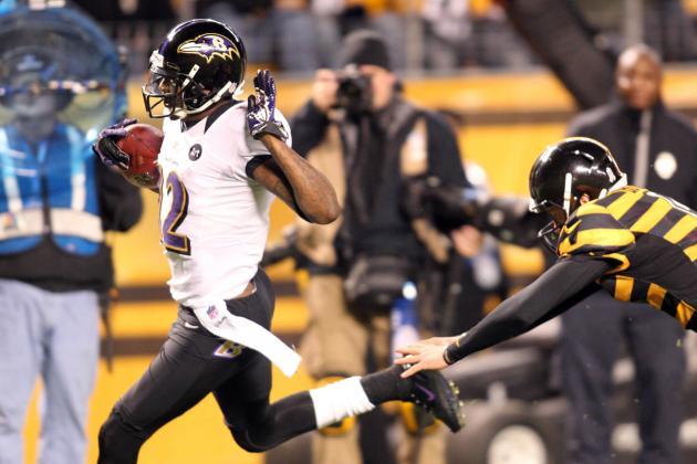 Steelers vs. Ravens: Final Positional Grades for Pittsburgh