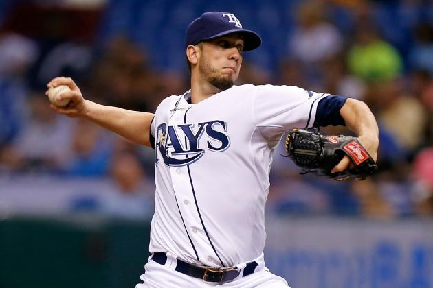 James Shields Trade Rumors: Teams with the Most to Offer for Rays Ace
