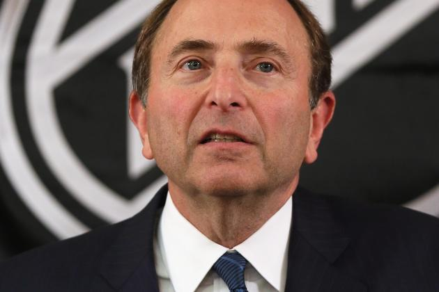 7 Ways in Which the NHL Is Destroying Its Brand with Lockout