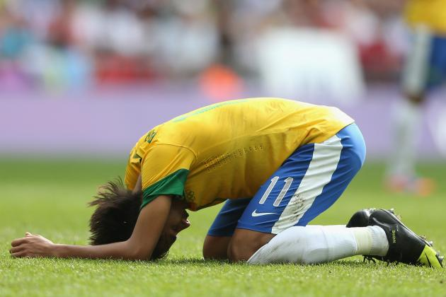 Neymar, Pires and Beyond: 5 of the Worst Penalties Ever Taken