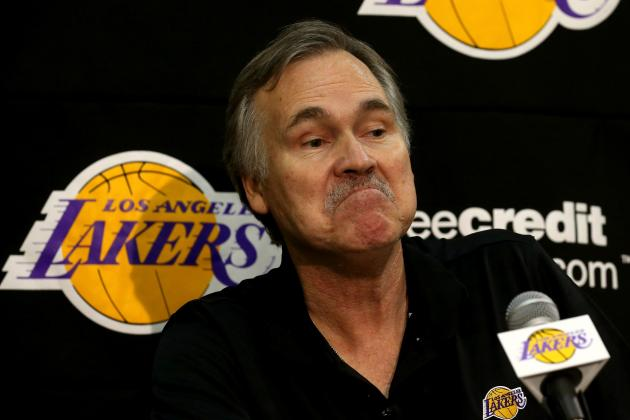 Game-by-Game Predictions for Mike D'Antoni's 1st 10 L.A. Lakers Contests
