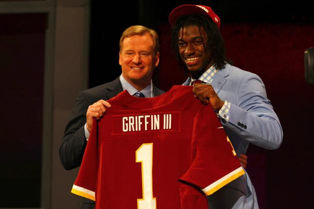 Washington Redskins' Mock Draft: Early Predictions for 2013