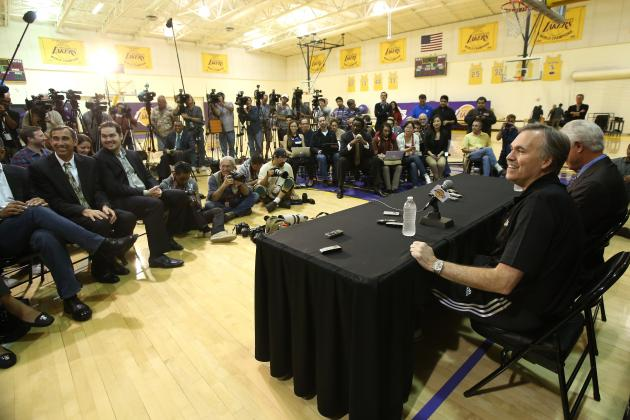 Top Priorities for Mike D'Antoni's First Month on the Job with LA Lakers