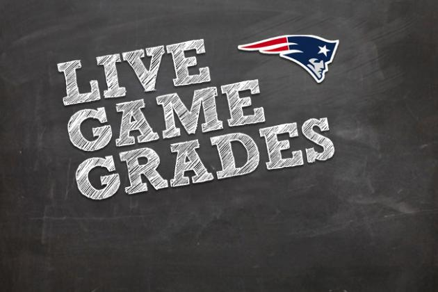 Colts vs. Patriots: Final Report Card, Player Grades for New England