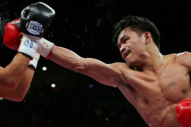 Manny Pacquiao's Jab and the 5 Best Punches in Boxing History