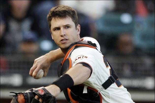 Buster Posey: Top 5 Ways Giants' MVP Can Make an Extra Buck