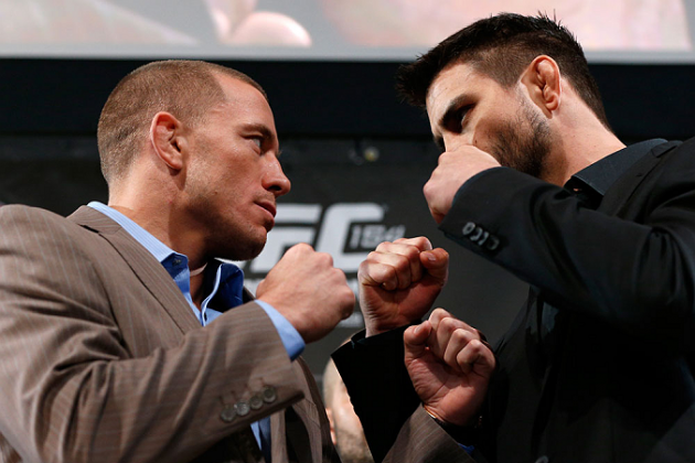 UFC 154 Results: Live Reaction for Every Fight