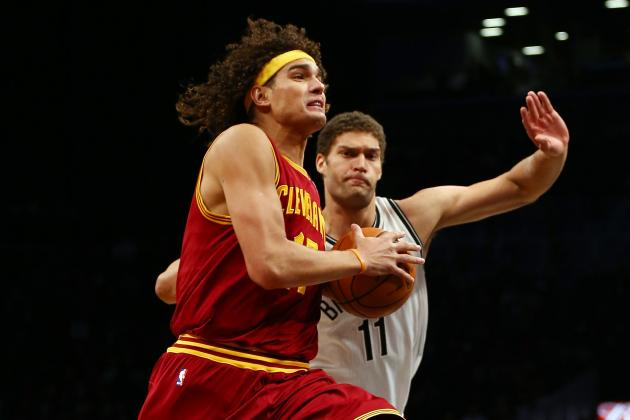 5 Deals the Cleveland Cavaliers Could Construct Around Anderson Varejao