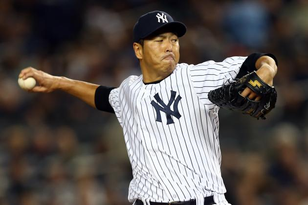 Breaking Down Hiroki Kuroda's Potential Impact on His Top 5 Free-Agent Suitors