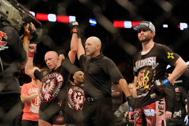 UFC 154 Results: Grades for All Main Card Fighters