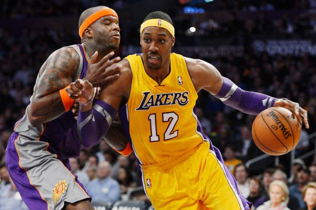 Phoenix Suns vs. Los Angeles Lakers: Postgame Grades and Analysis for L.A.