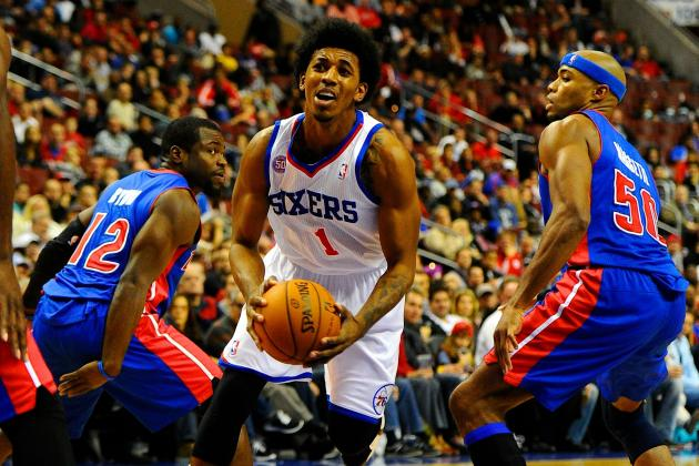 5 Reasons Philadelphia 76ers Fans Already Love and Hate Nick Young