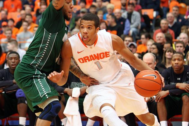 Predicting the 10 Most Improved College Basketball Players in 2012-13