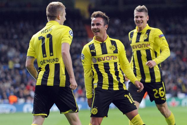 De Bruyne, Goetze and Schuerrle Feature in Bundesliga Team of the Week
