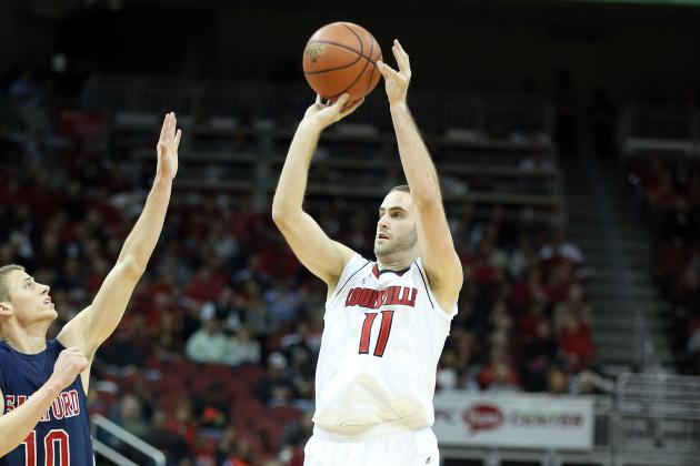 Louisville Basketball: 3 Reasons Why Luke Hancock Needs to Just Keep Shooting