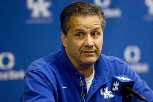 Kentucky Basketball: Ranking Each of the Recruits Coach Cal Is Pursuing in 2013