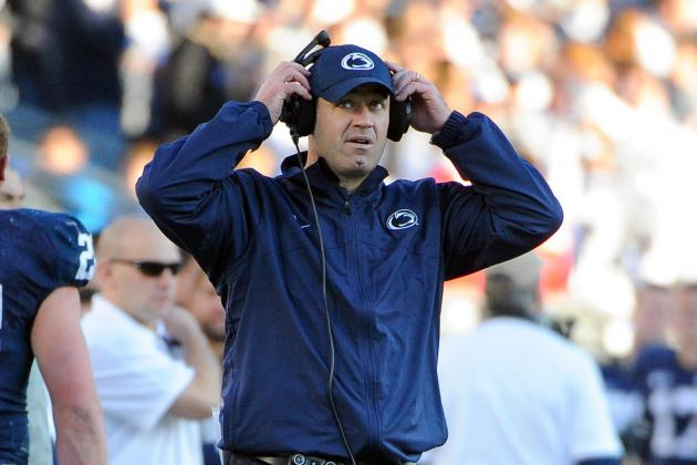 Penn State Football: 5 Keys to the Game vs. Wisconsin