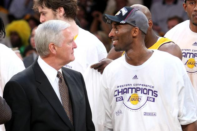 Ranking Kobe Bryant and the Top 7 LA Lakers Shooting Guards of All Time